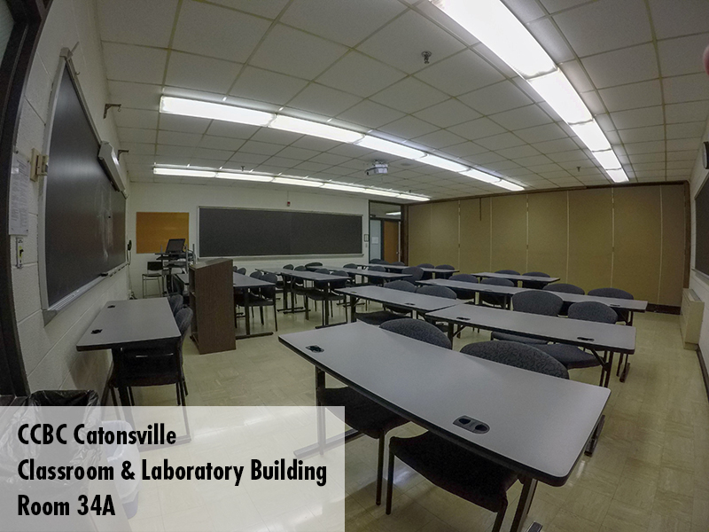 Classroom photo for CLLB 34 A