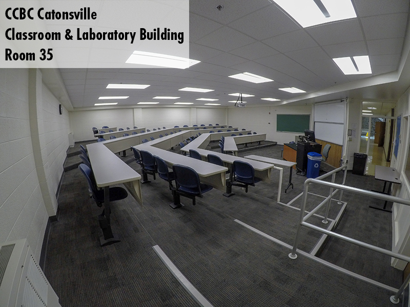 Classroom photo of CLLB 35