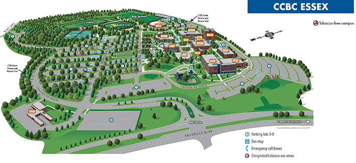 CCBC Es Ccbc Es Map on