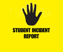 ccbc incident report icon
