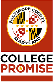 baltimore county college program scholarship seal