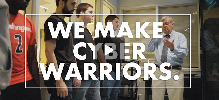 cyber warrior ad