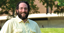 CCBC Assistant Professor of English, Jeremy Caplan