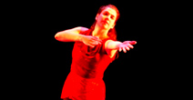 Melinda Blomquist, Dance Company Artistic Director at CCBC