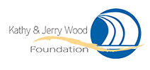 Logo for the Kathy and Jerry Wood Foundation