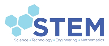 Science, technology, engineering, mathematics logo
