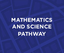 mathematics and science pathway