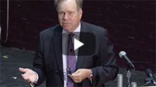 YouTube thumbnail of CCBC Constitution Week speaker Robert McKinney