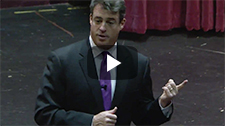 YouTube thumbnail of Maryland Attorney General Douglas F. Gansler at CCBC