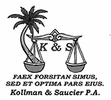 Kollman and Saucer logo.