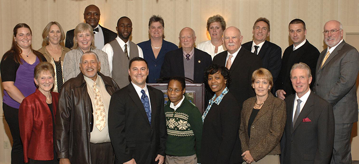 Class of 2011 Athletic Hall of Fame inductees