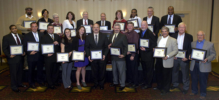 Class of 2012 CCBC Athletic Hall of Fame inductees