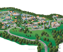 Thumbnail image of ccbc catonsville map