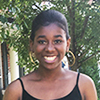 Photo of CCBC student blogger Grace Martins