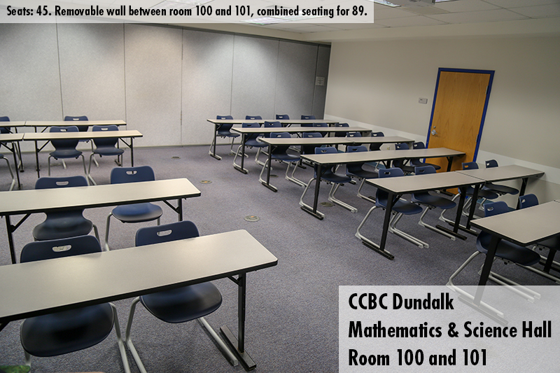 Classroom photo of Dundalk MASH 101 and 101